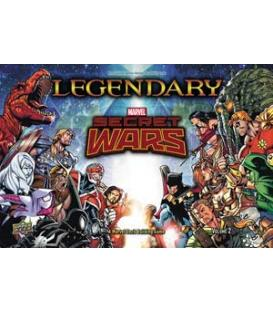 Legendary: Secret Wars Vol.II (Inglés)