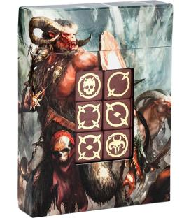 Warhammer Age of Sigmar: Beasts of Chaos (Dice)