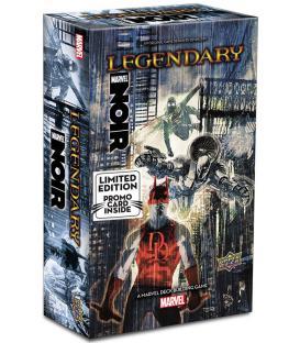 Legendary: Noir (Inglés)