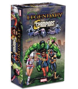 Legendary: Champions (Inglés)