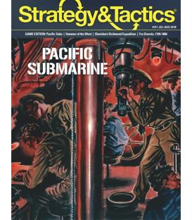 Strategy & Tactics 311: Pacific Submarine (Inglés)