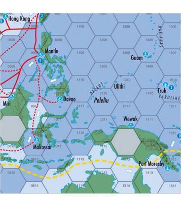 Strategy & Tactics 311: Pacific Submarine