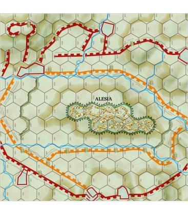 Strategy & Tactics 312: Alesia