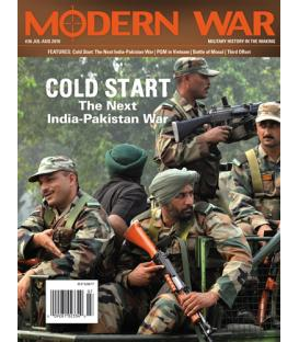 Modern War 36: Cold Start - The Next India-Pakistan War (Inglés)