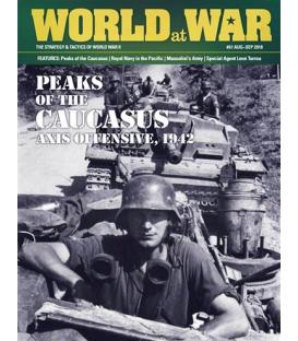 World at War 61: Peaks of the Caucasus - Axis Offensive, 1942 (Inglés)
