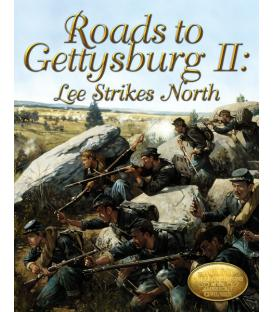 Roads to Gettysburg II: Lee Strikes North (Inglés)