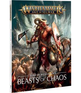 Warhammer Age of Sigmar: Beasts of Chaos (Tomo de Batalla)