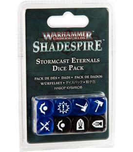 Warhammer Underworlds Shadespire: Stormcast Eternals (Pack de Dados)