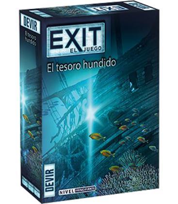 EXIT 8: El Tesoro Hundido