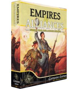 Empires & Alliances: World War One across Europe