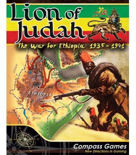 Lion of Judah: The War for Ethiopia 1935-1941 (Inglés)
