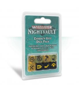 Warhammer Underworlds Nightvault: Los Vazilonez de Zarbag (Pack de Dados)