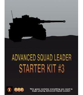 Advanced Squad Leader (ASL): Starter Kit 3 (Inglés)