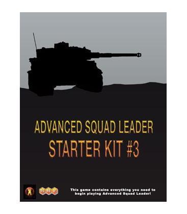 Advanced Squad Leader (ASL): Starter Kit 3