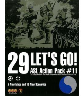 ASL Action Pack 11: 29 Let's Go!