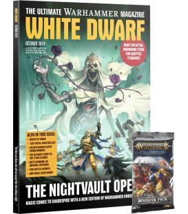 White Dwarf: October 2018 (Inglés)