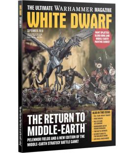 White Dwarf: September 2018 (Inglés)