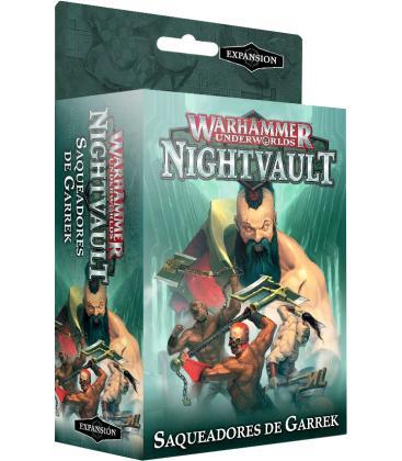 Warhammer Underworlds Nightvault: Saqueadores de Garrek