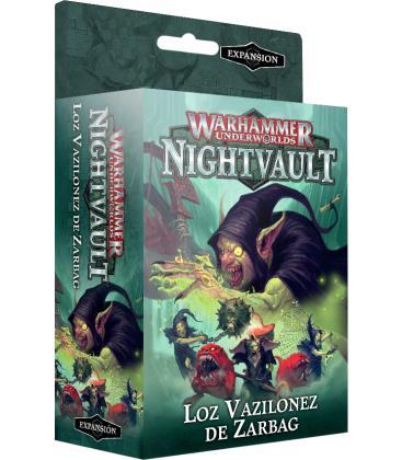 Warhammer Underworlds Nightvault: Los Vazilonez de Zarbag