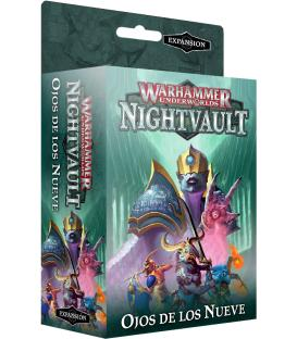 Warhammer Underworlds Nightvault: Ojos de los Nueve