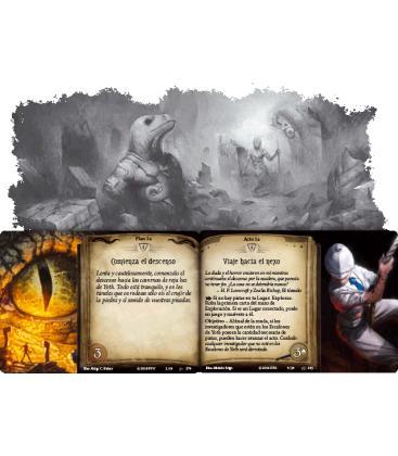 Arkham Horror LCG: Las Profundidades de Yoth / La Era Olvidada 5