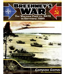 Brezhnev's War: The Warsaw Pact vs. NATO in Germany, 1980