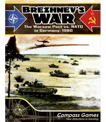 Brezhnev's War: The Warsaw Pact vs. NATO in Germany, 1980