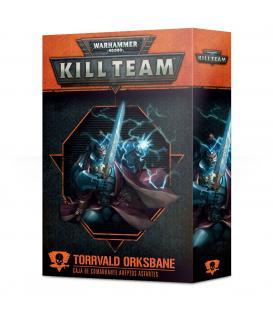 Kill Team: Comandante Torrvald Orksbane (Adeptus Astartes)