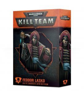 Kill Team: Comandante Feodor Lasko (Astra Militarum)