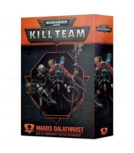 Kill Team: Comandante Magos Dalathrust (Adeptus Mechanicus)