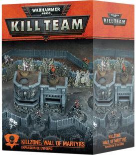 Warhammer Kill Team: Killzone Wall of Martyrs (Expansión de Entorno)