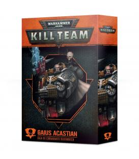 Kill Team: Comandante Gaius Acastian (Deathwatch)