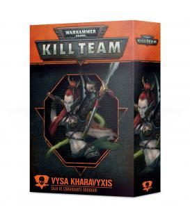 Kill Team: Comandante Vysa Kharavyxis (Drukhari)