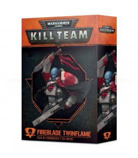 Kill Team: Comandante Fireblade Twinflame (T'AU Empire)