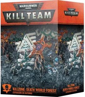Warhammer Kill Team: Killzone Death World Forest (Expansión de Entorno)