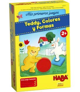 Teddy, Colores y Formas