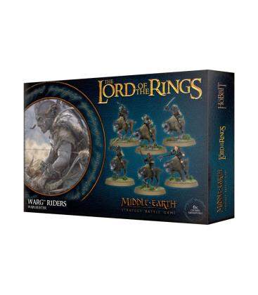 Middle-Earth Strategy Battle Game: Warg Riders