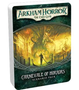 Arkham Horror LCG: Carnevale of Horrors (Inglés)