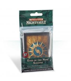 Warhammer Underworlds Shadespire: Ojos de los Nueve (Fundas)
