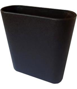 Cubilete de Petaca Negro
