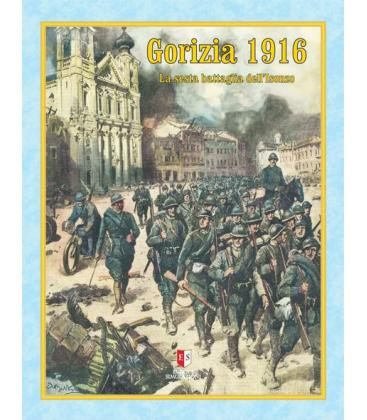 Gorizia 1916: La Sesta Battaglia dell'Isonzo (Inglés)