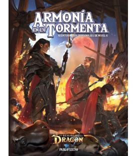 El Resurgir del Dragón: Armonía en la Tormenta