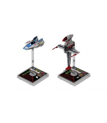 Star Wars X-Wing: Ases Rebeldes