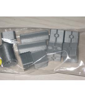 Escenografía: Pack de Cajas (10)