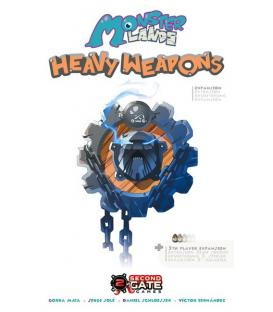 Monster Lands: Heavy Weapons