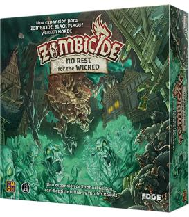 Zombicide Black Plague: No Rest for the Wicked