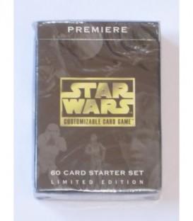 Star Wars CCG: Premiere Limitada Baraja de Inicio (Inglés)