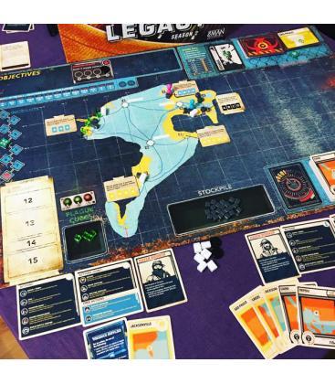 Pandemic Legacy: Season 2 (Amarillo)