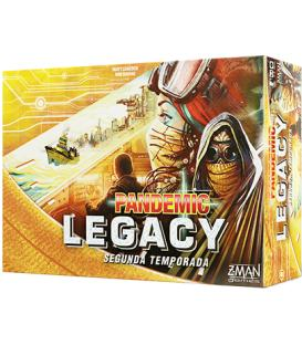 Pandemic Legacy: Season 2 (Amarillo)