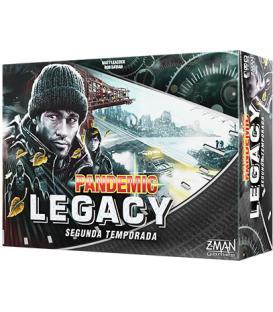Pandemic Legacy: Season 2 (Negro)